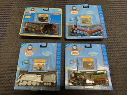 Thomas And Friends Take Along Die-cast Lot Of 4 Neville Gordon Spencer Emily