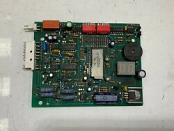 Washer Coin Accumulator/counter Board For Dexter P/n 9020-005-001 [refurbished]