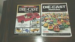 Two Diecast Toy Reference Catalogs