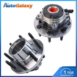 Set2 Front Wheel Hub Bearings Assembly For Ford Excursion F-250 F-350 515020