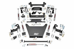 Rough Country 6 Lift Kit Fits 94-04 Chevy S10 / Sonoma 2dr | S-10 Blazer