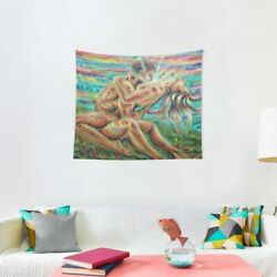 Cool trippy Psychedelic Love Making Wall Tapestries Cool Trippy Tapestries