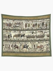 Bayeux Wall Tapestries Bayeux Tapestries Battle of Hastings Tapestry