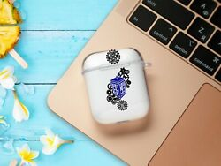 Tardis Doctor Who Fantastic Case For Airpods 1/2/pro Keychain Tpu Keyring