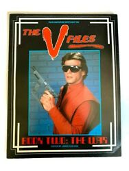 The V Files - Book Two The War Files Magazine Ed. By James Van Hise