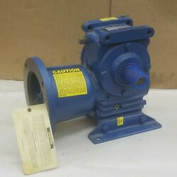 Cone Drive Mhu20a017-w3 101 Right Angle Drive Worm Gear Speed Reducer 3000 Rpm