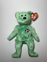 """Ty Beanie Babies Retired Rare """"kicks"""" In Excellent Condition 1998"""