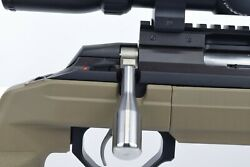 Precision Shooters Tikka T1x Replacement Bolt Handle With Cylinder Shaped Knob