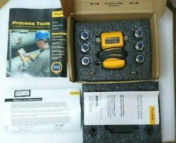 Fluke 750p00 Differential High-pressure Gauge, 1 Inh2o New In Box W.cal Sheet