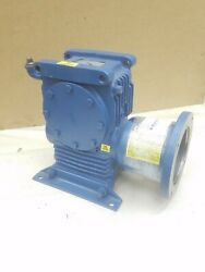 Cone Drive Mhu25-2 151 Right Angle Drive Worm Gear Speed Reducer 1750 Rpm