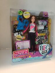 Rare Bfc Ink Best Friends Club Ink Doll Addison Action Figure W Diary And Lock New