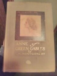 1908 Anne Of Green Gables By L.m. Montgomery First Edition 12th Impression
