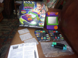 Tech 4 Kids Fright Factory Creature Creator Toy Open Box/wear Reduced