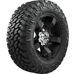 4 New Nitto Trail Grappler M/t - Lt285x60r20 Tires 2856020 285 60 20