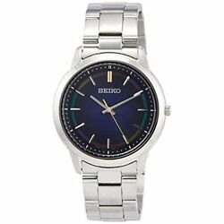 New Seiko Watch Seiko Selection Summer Limited 2020 Waterproof Sbpl029 Silver