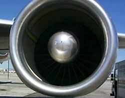 Dc-8 Nose Bullet - Part Dc8-28000-101 - Turbine Cone- Very Hard To Find ///