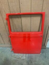 1928-29 Ford Model A Drivers Side Door This Is For Car