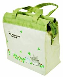 Skater My Neighbor Totoro Insulated Lunch Cooler Bag, Clover Ubc1 From Japan