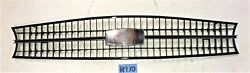 Used Oem ... And03968 - And03976 Triumph Tr6 Front Grille W/ Medallion Base H930