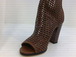 Calvin Women#x27;s Shoes Heels amp; Pumps Brown Size 7.0 $102.82