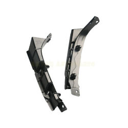 Pair Front Left And Right Bumper Face Bar Bracket Fit For Bmw X5 E53 2003-2006