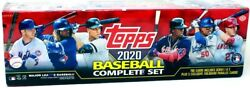 2020 Topps Complete Baseball Factory Set Hobby Blowout Cards