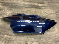 Suzuki 2003-2009 An650 650 Burgman Scooter Oem Right Side Panel Cover Cowl