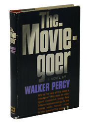 The Moviegoer By Walker Percy First Edition 1961 1st Printing Movie Goer