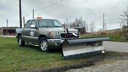 Snowdogg Snow Plow - 9and039 Commercial-duty Straight Blade Model Cm90 - Snowdogg I