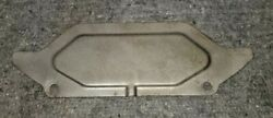 65 66 67 68 69 70 Ford Mustang C4 Auto Trans. Inspection Plate/cover Used Oem
