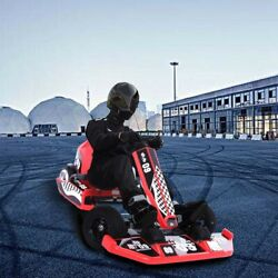 Electric Go Kart Complete Go-karts And Frames Outdoor Racing Scooter Riding Toy