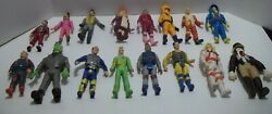 The Real Ghostbusters Action Figure Lot Of 16