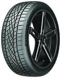 4 New Continental Extremecontact Dws06 Plus - 275/40zr20 Tires 2754020 275 40 2