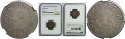 1783 Chalmers Shilling Short Worm Ngc G-6