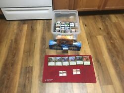 0.50 Per Card Magic The Gathering Trading Cards 5,967 Cards Total