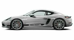 Fits Porsche Boxster Any Year Fast Post Any Colour Quality Vinyl Graphics