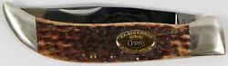 Ka-bar Grizzly 1989 Folding Knife - Collector's Club Limited Edition