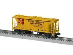 Lionel 85095 Ps2 Covered Hopper Bucyrus Erie 1114