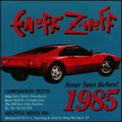 Enuff Znuff 1985 Cd Value Guaranteed From Ebay's Biggest Seller