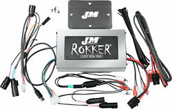 J And M Rokker Xxrp 4 Channel Amp Jamp-800hr15-rcp