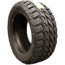 4 New Red Dirt Road M/t Rd6 - 33x12.50r17 Tires 33125017 33 12.50 17