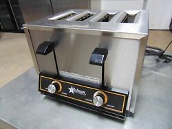 Holman/ Star Model-t4 Pop-up Toaster Four-compartment