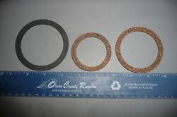 48-56 Pickup Truck F1 F100 Oil Bath Air Cleaner I/s And Carb Air Horn Gaskets