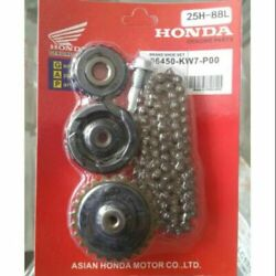 Honda Japan Z50 C70 Ct70 Cl70 Atc70 Sl70 Xl70 Cam Chain Rebuild Kit X 2 Set