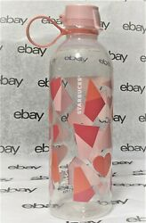 Starbucks Mexico - Valentineand039s Day Water Bottle - 24oz.