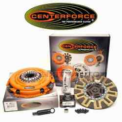 Centerforce Dual Friction Clutch Kit For 1968-1974 Chevrolet K30 Pickup - Zq