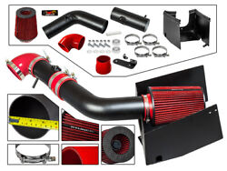Rtunes Cold Air Intake Kit+heat Shield/filter For 2005-2008 Ford F150 5.4l V8