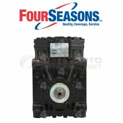 Four Seasons Ac Compressor For 1975-1985 Ford E-250 Econoline Club Wagon - Cp