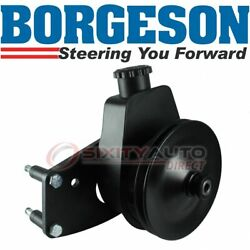 Borgeson Power Steering Pump Kit For 1977-1978 Ford E-350 Econoline Club Oq