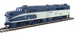 Walthers Ho Scale Alco Pa Standard Dc Nickel Plate Road/nkp 186